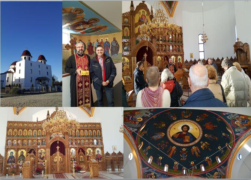 Rumänisch orthodoxe kirche offenbach